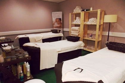Five Lakes Resort Group Treatment Room