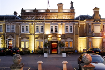 Chilworth exterior venue