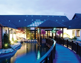 Champneys Springs Health Spa, Ashby De la Zouche