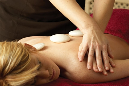 The Grand Hotel Eastbourne hot stone massage