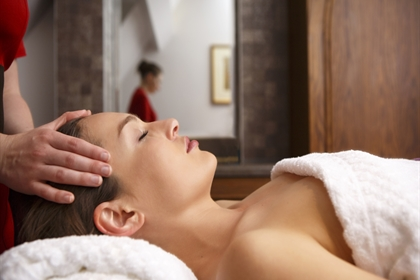Ellenborough Park spa treatment room facial