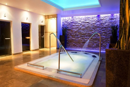 Bryn Meadows Golf Hotel & Spa Hydrotherapy Pool