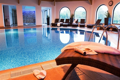 Bryn Meadows Golf Hotel & Spa Pool