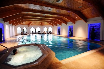 Bryn Meadows Golf Hotel & Spa Pool and Jacuzzi
