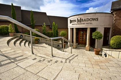 Bryn Meadows exterior venue