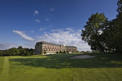 Celtic Manor exterior venue