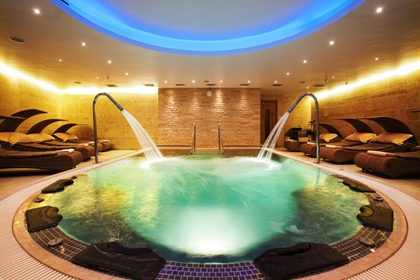Hotel Sofitel Heathrow Hydrotherapy Pool and Jets