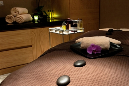 Hotel Sofitel Heathrow Treatment Room