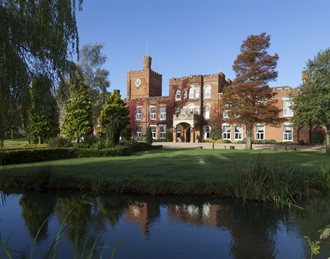 Ragdale Hall Spa, Melton Mowbray