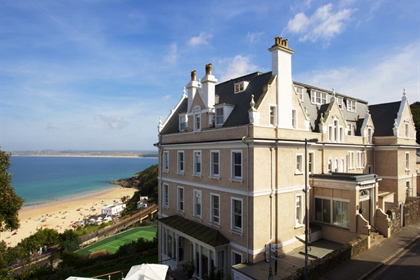 St Ives exterior venue and views