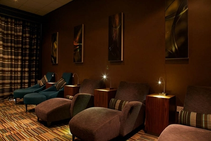 Carnoustie Golf Hotel and Spa Relaxation Room