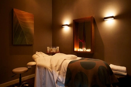 Carnoustie Golf Hotel and Spa Treatment Room