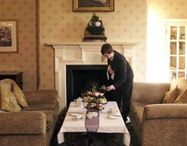 Your Spa Experience with Afternoon Tea