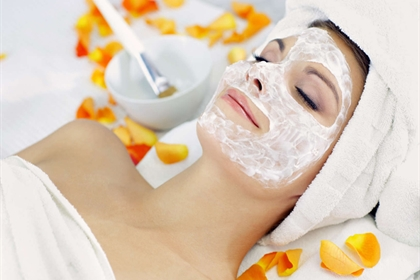 Hampshire Court spa facial