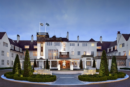 Turnberry exterior venue