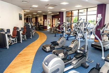 East Sussex National Hotel Gymnasium