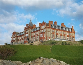 The Headland Hotel and Spa