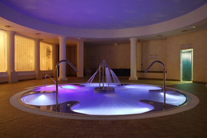 Whittlebury Hall Hotel Spa Hydrotherapy Pool