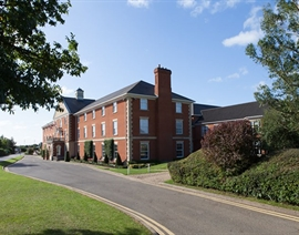 Whittlebury Hall Hotel Spa