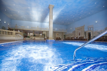 Whittlebury Hall Hotel Spa Swimming Pool