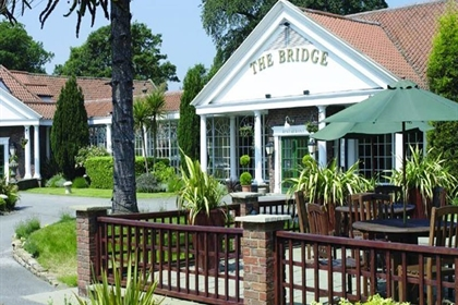 The Bridge exterior venue