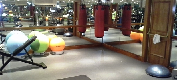 Radisson Heathrow gym