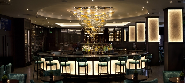Radisson Heathrow Oceanic bar