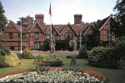 Alveston Manor exterior venue