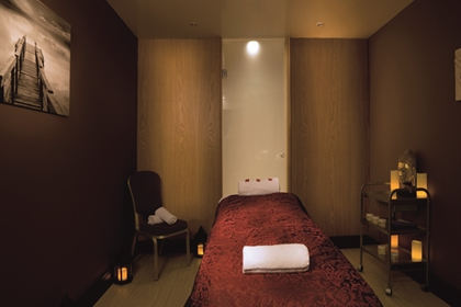 Berystede spa treatment room
