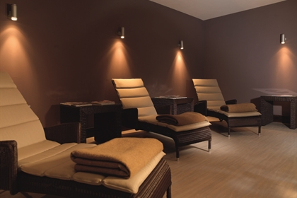Berystede spa relaxation room
