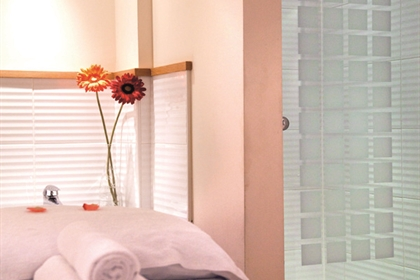 Cardrona spa treatment room