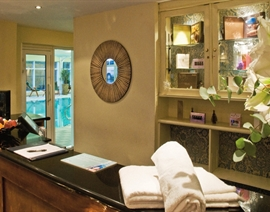 1 Night Sunday Spa Retreat for Two