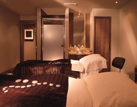 1 Night Spa Break for Two