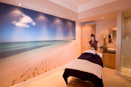 Lion Quays Treatment Room Massage
