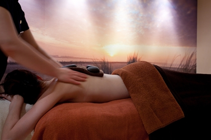 Lion Quays Treatment Hot Stone Massage