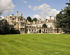 Rushton Hall Hotel & Spa
