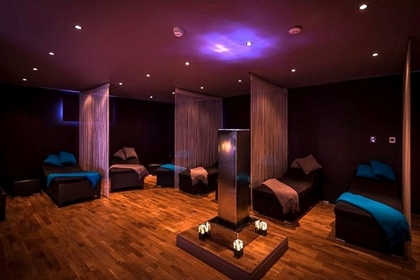 The Malvern Spa Relaxation Room