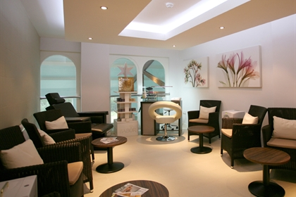 Dower House spa nail bar