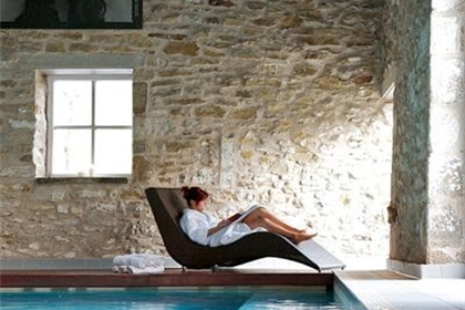 The Devonshire Arms Country House Hotel & Spa Poolside Lounger