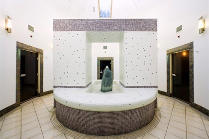 Mercure Blackburn Dunkenhalgh Hotel and Spa Wet Facilities