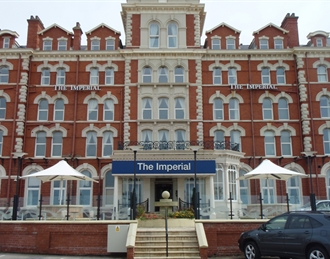 The Imperial Hotel Blackpool, Blackpool