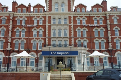Blackpool Imperial exterior venue