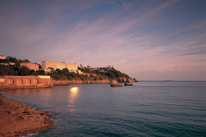 The Imperial Hotel Torquay Sunset Views