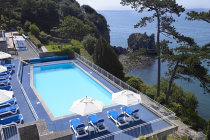 The Imperial Hotel Torquay Outdoor Pool
