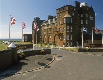 The Marine Hotel Spa , Troon