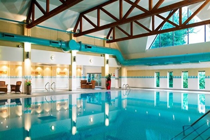 Worsley Park Marriott Hotel & Country Club Pool