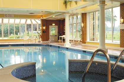 Mercure Blackburn Dunkenhalgh Hotel and Spa Pool