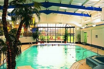 Spa at Mollington Banastre Hotel Swimming Pool