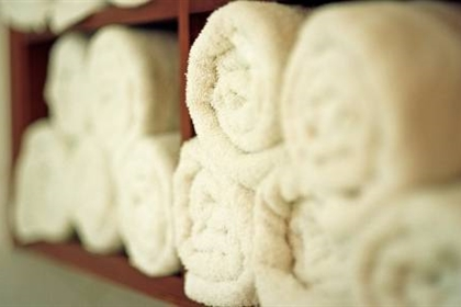 Spa at Mollington Banastre Hotel Towels