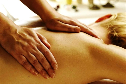 Hampshire Court Back massage
